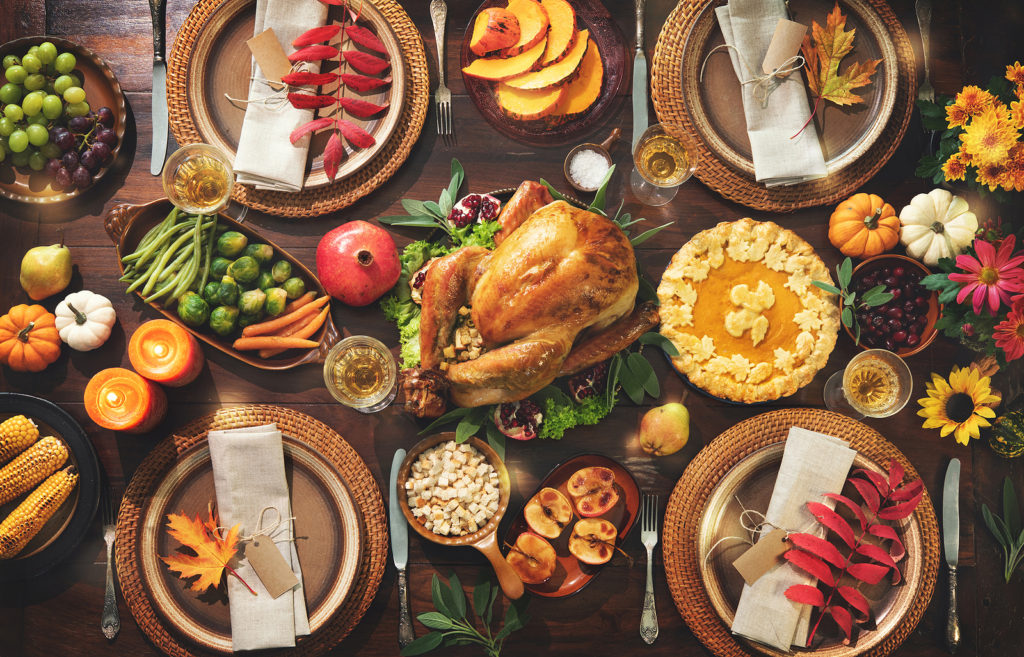 Thanksgiving Catering Services Georgia
