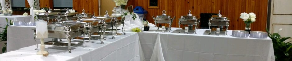 Georgia Wedding Catering Service 678-340-0510